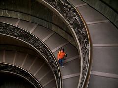 Vaticano (Sandro Porto) Tags: roma italia vaticano escadas