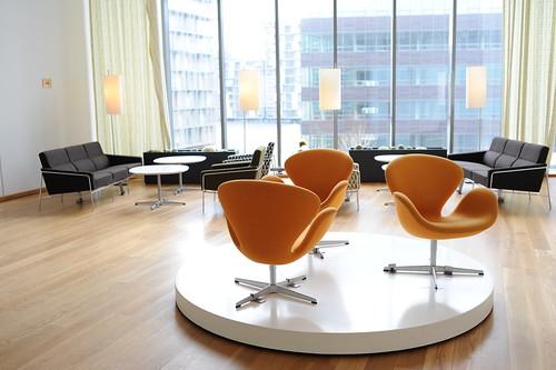 Arne Jacobsen Lounge