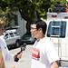 Johnny Ham Interviewed by KTVU Channel 2