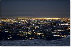 la pianura padana (sisto80) Tags: winter light mountain snow landscape cool nice deep case neve luci inverno eos350d montagna freddo paesaggio grappa orizzonte profondo