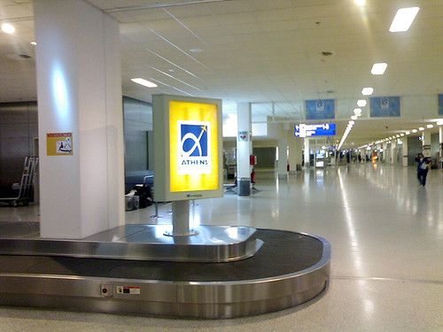 Athens Airport by Channy Yun, on Flickr