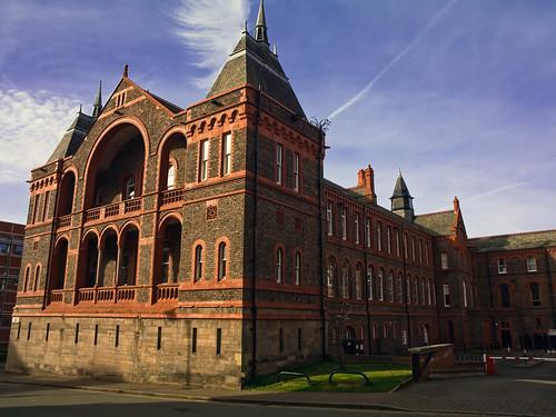 Old Liverpool Hospital