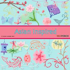 asian inspired