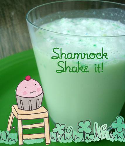 Shamrock Shake, Rattle and Roll