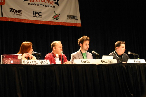 Building Strong Online Communities - Erin Kotecki Vest, Drew Curtis, Alexis Ohanian & Ken Fisher