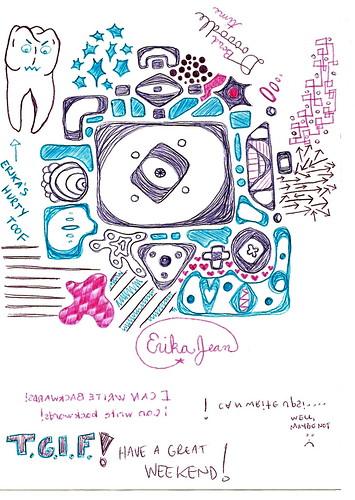 Erika's Doodle