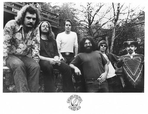 Grateful Dead (I think October 1971)