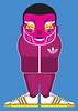 FOREST HILLS (Jonny_Wan) Tags: street urban streetart illustration grafitti shapes illustrator vector foresthills gradients characterdesign adidasoriginals roughsketches lyleandscott contemporaryillustration jonnywan