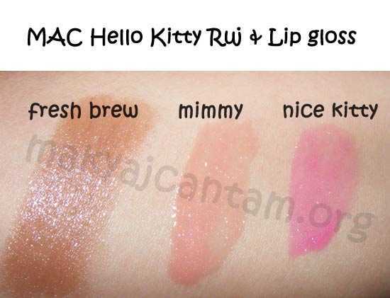 MAC_hello_kitty_lip_glass_swatch