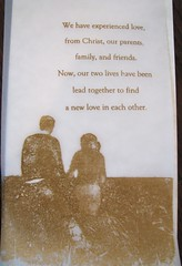 Vellum (Mona Leisa) Tags: wedding gocco invitation