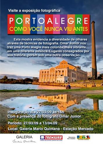 Exposição - Porto Alegre Como Você Nunca Viu Antes