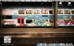 Graffiti LOOK REAL CLOSE!!!! (zackshackleton) Tags: graffiti mac osx geektool lifehacker customize yahoowidgets lifehackercom coversutra customdesktop custommac lifehackerdesktoppool