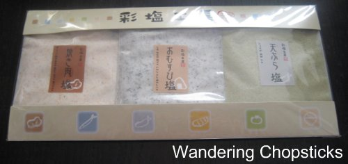 Japanese Flavored Salts 2
