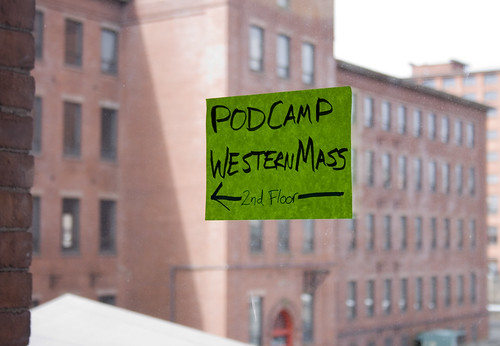 Podcamp Western Mass 2009
