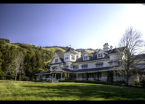 Skywalker Ranch -- Main House
