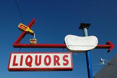 20090329 Pete's Liquors