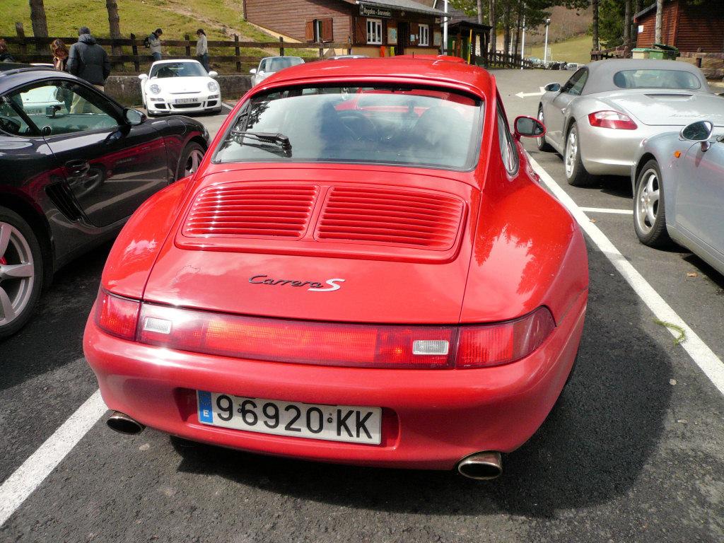 Porsche 993 Carrera S