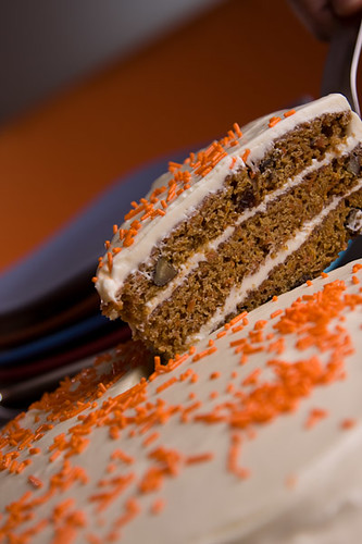 Carrot Cake!!! (by LightChaser: Luis Cruz)