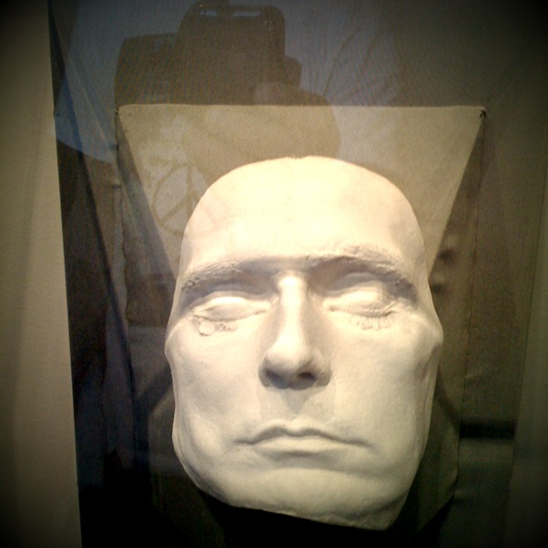 schiele death mask