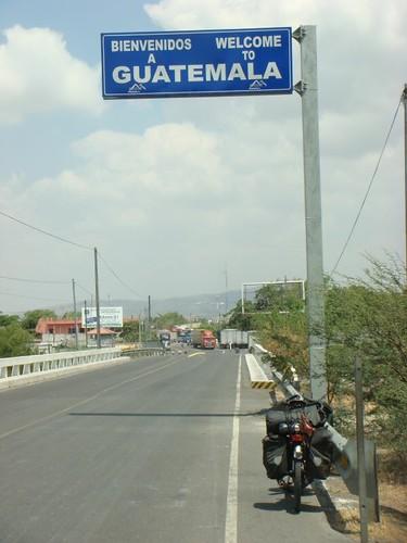 Bienvenidos a Guatemala!