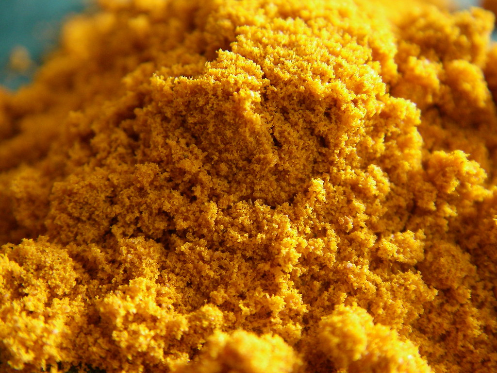 Organic Turmeric by MisticalAcScents.etsy.com