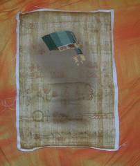 W.i.p. Nefertiti - 9/04/09
