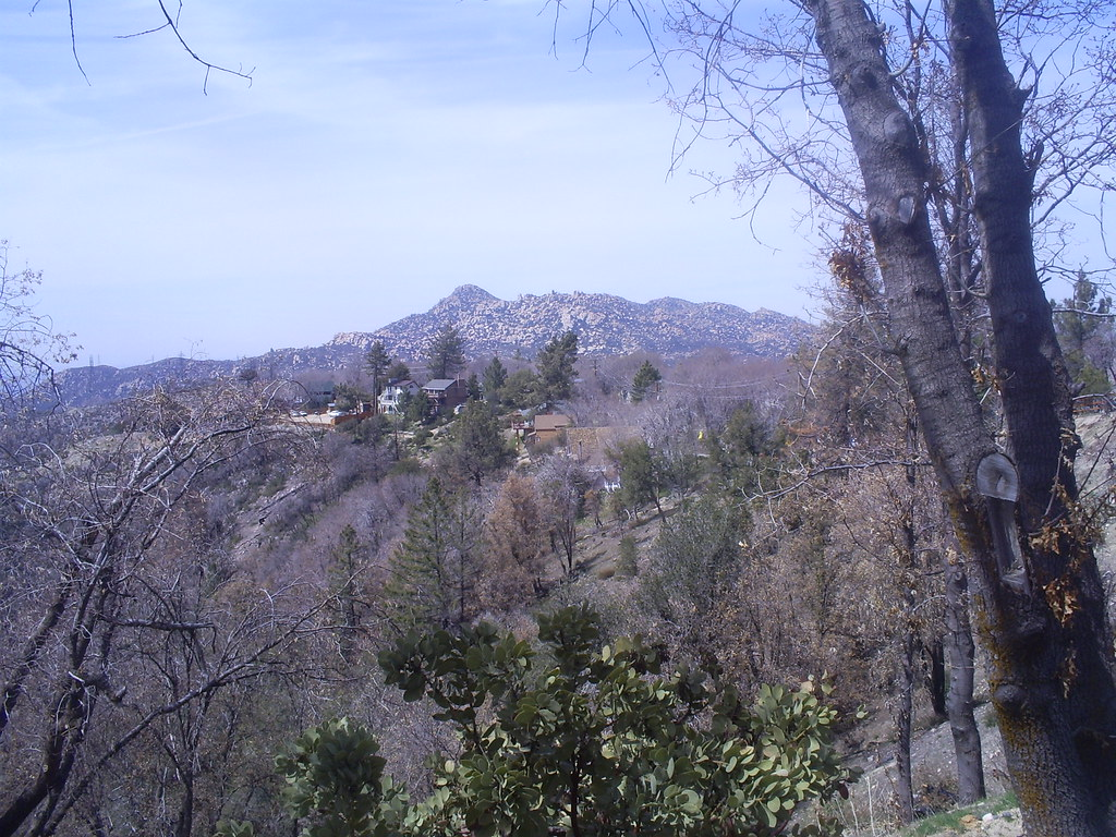 The Pinnacles: Lake Arrowhead
