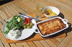 Summer Food Mezze