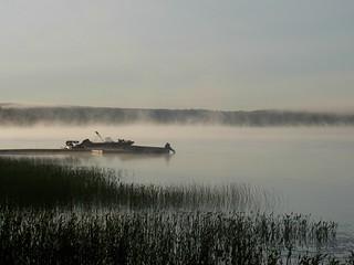 Restoule Lake