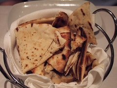 Delicious Pita Bread at Mourayo