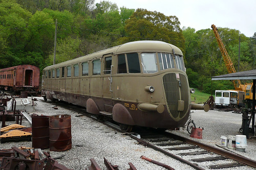 Fiat Railbus in Chattanooga, TN