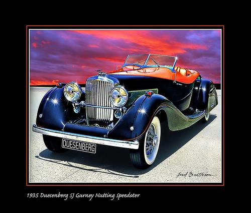 1935 Duesenberg-Speedster (by MidnightOil1)