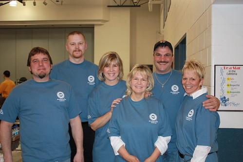 Chrysler UAW 375 Volunteers