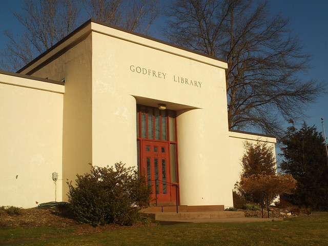 Godfrey Memorial Library, Middletown CT