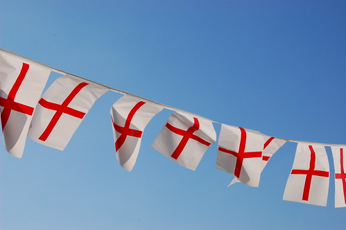 Ready for St George's Day