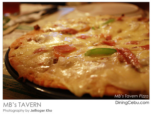 MB's Tavern - Pizza Food Photography by Jeffroger Kho