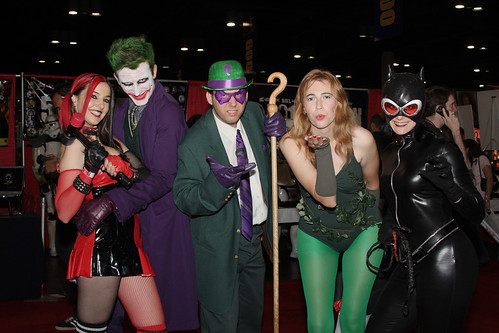 homemade poison ivy costumes. poison ivy villain images.