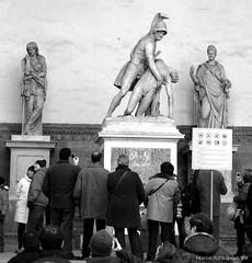 Patroclo e Menelao (mariarita.g) Tags: italia firenze toscana 2009 bellitalia anticando neroametà mariaritag fotopedia