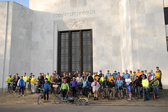 Legislator bike ride at the Oregon Bike Summit-13