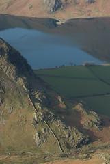 Rannerdale Knotts and Crummock Water from Whiteless Pike (Nick Landells) Tags: uk lakedistrict cumbria crummockwater d80 rannerdaleknotts whitelesspike sigma18200mmos landscapesshotinportraitformat