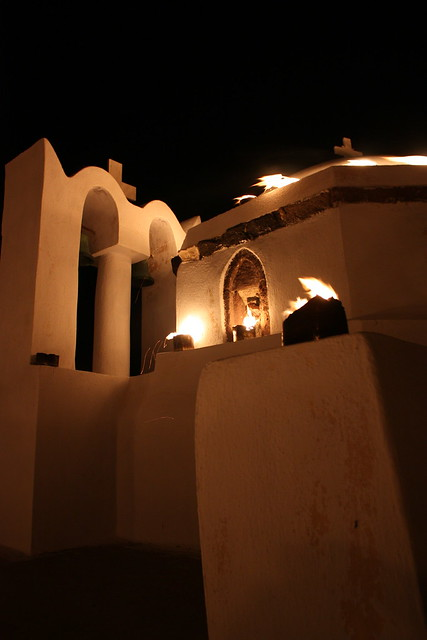 The Night of the Epitaph in Pyrgos