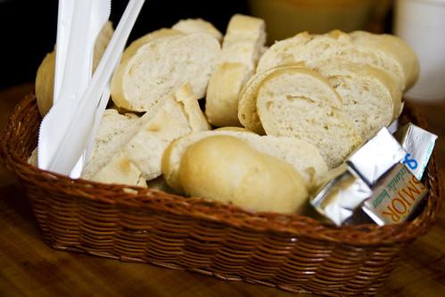 i love bread