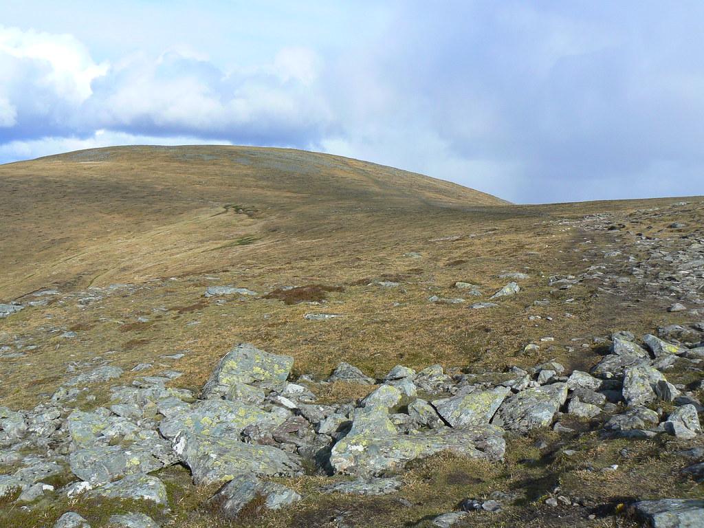Climbing Dreish