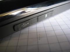 nokia E75 - usb slot