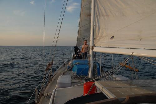 ocean sailing kotakinabalu southchinasea puertoprincesa scappare joschmaltz sulusea abenicoyachtclub de38