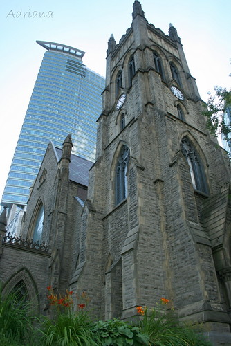 Iglesia y Edificio
