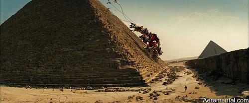 Devastator pirámides Egipto