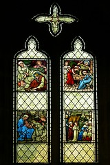 North chancel window - Middleton Cheney