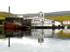Djpavk old herring factory (asticegiallo) Tags: landscape iceland islanda