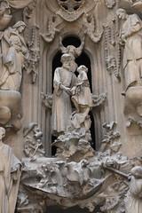 Sagrada Familia / Barcelona (rob4xs) Tags: barcelona church spain iglesia gaudi catalunya sagradafamilia kerk spanje cataloni